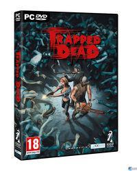 Portada oficial de Trapped Dead para PC