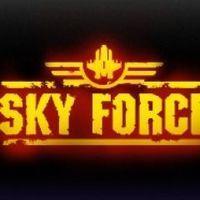 Portada oficial de Sky Force Mini para PSP