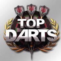 Portada oficial de Top Darts PSN para PS3