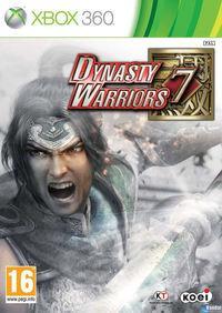 Portada oficial de Dynasty Warriors 7 para Xbox 360