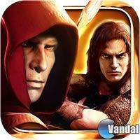 Portada oficial de Dungeon Hunter 2 para iPhone