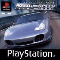 Portada oficial de Need for Speed Porsche 2000 para PS One