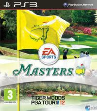Portada oficial de Tiger Woods PGA TOUR 12: The Masters para PS3
