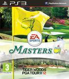 Portada oficial de de Tiger Woods PGA TOUR 12: The Masters para PS3