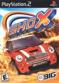 Portada oficial de Shox para PS2