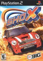 Portada oficial de de Shox para PS2