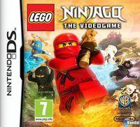 Portada oficial de LEGO Ninjago: El Videojuego para NDS