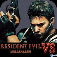 Portada oficial de Resident Evil: The Mercenaries para iPhone