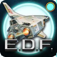 Portada oficial de E.D.F.: Earth Defense Force para iPhone