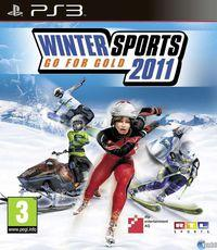 Portada oficial de Winter Sports 2011 para PS3