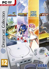 Portada oficial de Dreamcast Collection para PC