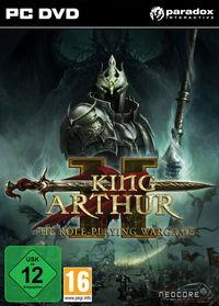 Portada oficial de King Arthur II - The Role-playing Wargame para PC
