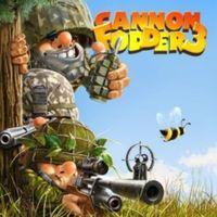 Portada oficial de Cannon Fodder 3 para PC