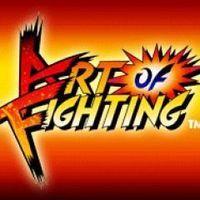 Portada oficial de Art of Fighting PSN para PSP