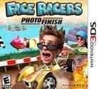 Portada oficial de de Face Kart: Photo Finish para Nintendo 3DS