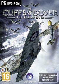 Portada oficial de IL-2 Sturmovik: Cliffs of Dover para PC