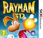 Portada oficial de de Rayman 3D para Nintendo 3DS
