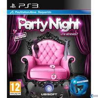 Portada oficial de Party Night para PS3