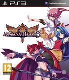 Portada oficial de de Arcana Heart 3 para PS3