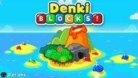 Portada oficial de Denki Blocks! Mini para PSP