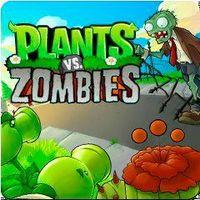 Portada oficial de Plants vs. Zombies PSN para PS3