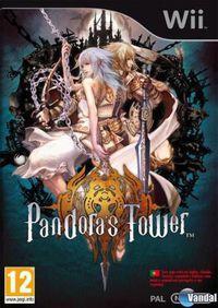 Portada oficial de Pandora's Tower para Wii