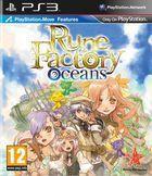 Portada oficial de de Rune Factory Oceans para PS3