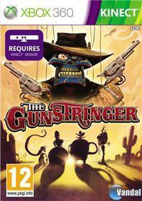 Portada oficial de The Gunstringer para Xbox 360
