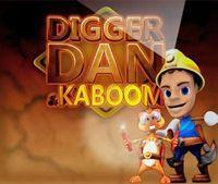 Portada oficial de Digger Dan & Kaboom DSiW para NDS