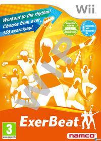 Portada oficial de ExerBeat para Wii