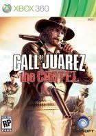 Portada oficial de de Call of Juarez: The Cartel para Xbox 360