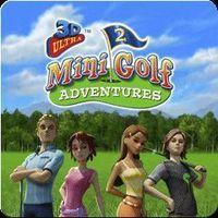 Portada oficial de 3D Ultra MiniGolf Adventures 2 para PS3