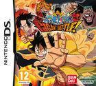 Portada oficial de de One Piece: Gigant Battle para NDS