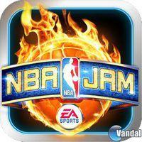 Portada oficial de NBA Jam para iPhone