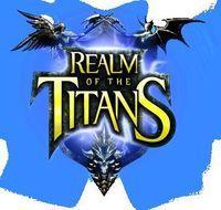 Portada oficial de Realm of the Titans para PC