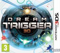 Portada oficial de Dream Trigger 3D para Nintendo 3DS
