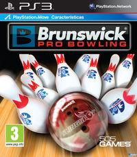Portada oficial de Brunswick Pro Bowling para PS3