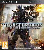 Portada oficial de de Transformers: El lado oscuro de la luna para PS3