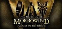Portada oficial de The Elder Scrolls III: Morrowind para PC