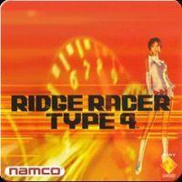 Portada oficial de Ridge Racer Type 4 PSN para PSP