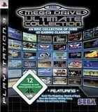 Portada oficial de de Sega Genesis Collection PSN para PS3