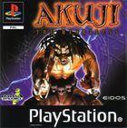 Portada oficial de de Akuji para PS One