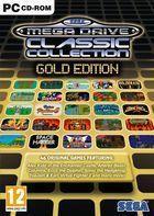 Portada oficial de de Sega Mega Drive Classic Collection Gold Edition para PC