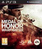 Portada oficial de de Medal of Honor: Warfighter para PS3