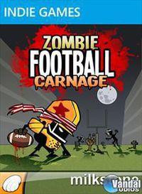 Portada oficial de Zombie Football Carnage para Xbox 360