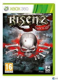 Portada oficial de Risen 2: Dark Waters para Xbox 360