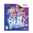 Portada oficial de de Dance Dance Revolution Hottest Party 4  para Wii