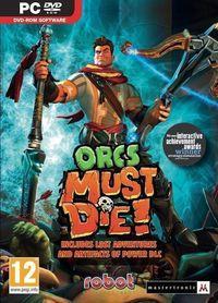 Portada oficial de Orcs Must Die! para PC