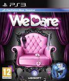 Portada oficial de de We Dare para PS3