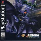 Portada oficial de de Batman Forever para PS One